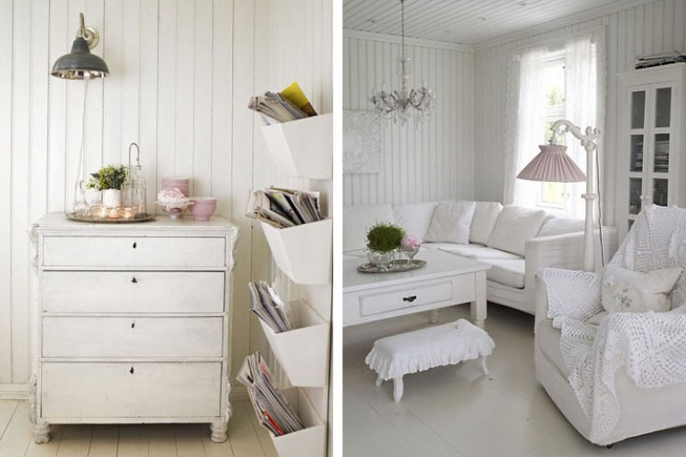 The White Furniture Trend